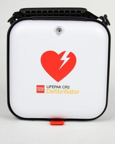 défibrillateur de nouvelle génération lifepak cr2 pour une sauver une victime de crise cardiaque