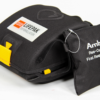 coffret pour défibrillateur automatique externe de la marque Physio control pour choquage cardiaque