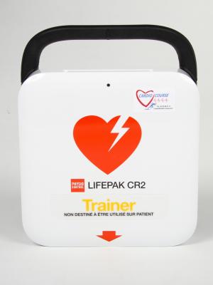 défibrillateur de nouvelle génération lifepak cr2 pour une réanimation cardiaque optimale
