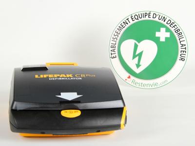 retrouvez tous les établissements équipés d'un défibrillateur en libre service