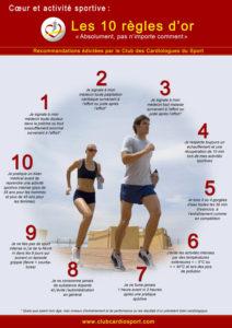 Contre l'arrêt cardiaque du sportif